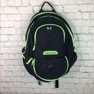 Under Armour Backpack black & green
